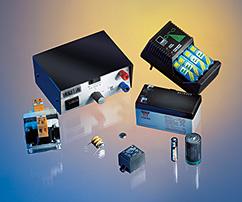 Batterien, Transformatoren, Strom