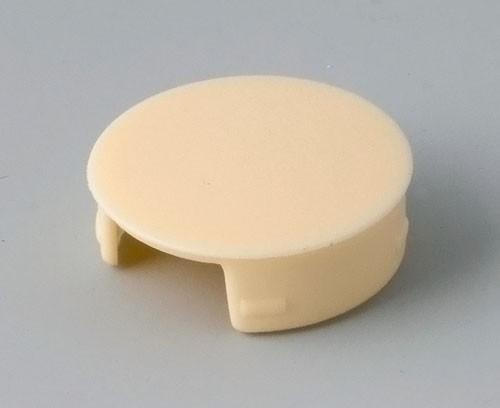 COM-KNOBS Deckel ⌀ 20mm, gelb