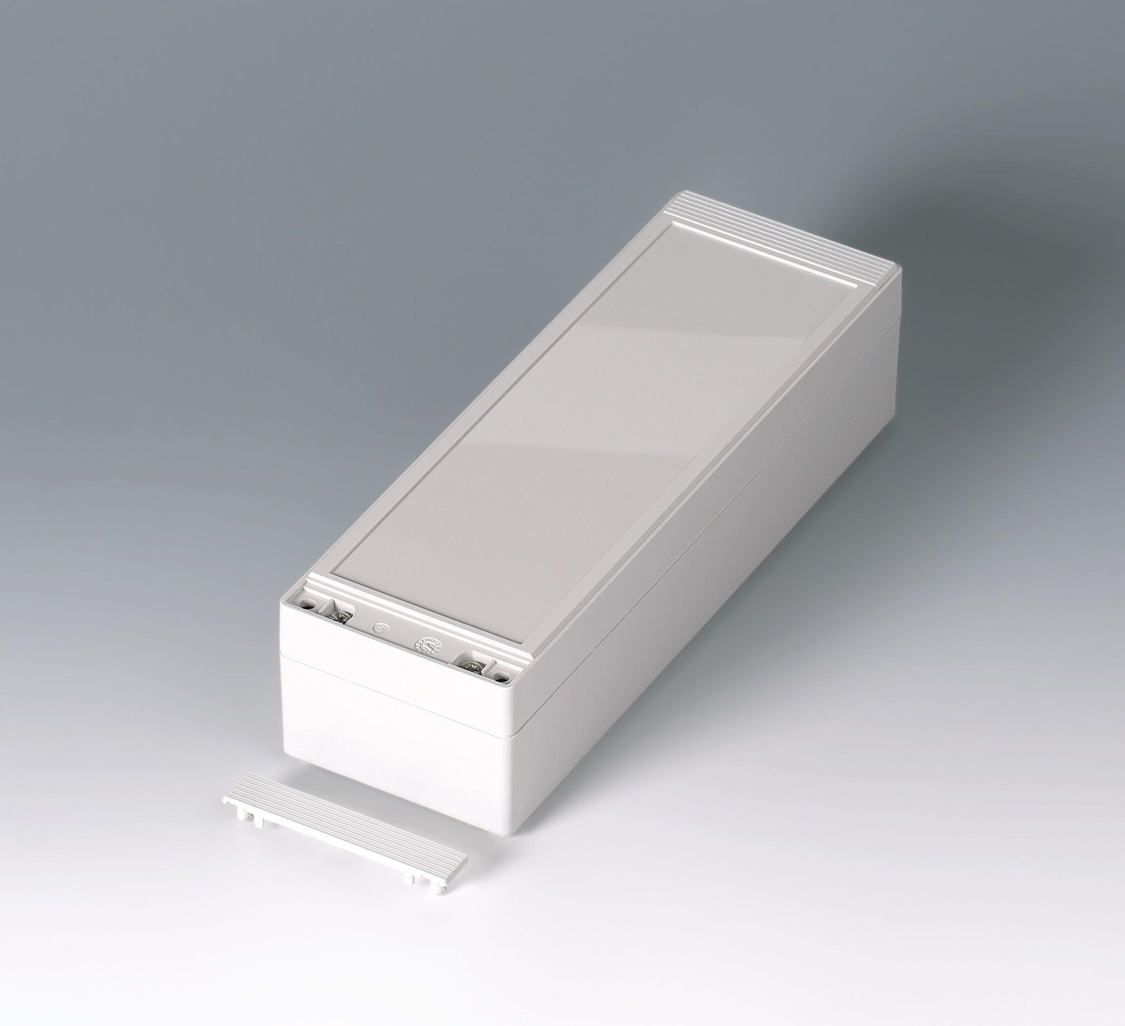 geh useschalen robust box 80 breit 240 x 80 x 60 lichtgrau. Black Bedroom Furniture Sets. Home Design Ideas