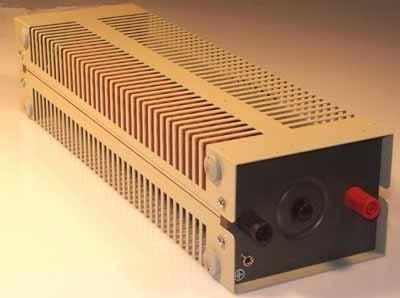 Regelwiderstände 320 Watt, 3300 Ohm