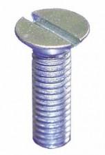 Schraube M2x6 mm, Stahl verzinkt