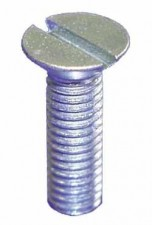 Schraube M3 x 16mm, Stahl verzinkt