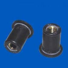 ISO – Blindmutter M5 Q-1032, Neopren 722, Schaft-ø 9.6 mm