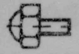 Montagesätze (4 Hutschrauben M 3 x 6 mm)