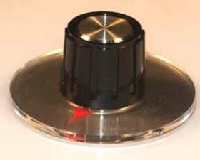 Skala, unbedruckt, D.45mm