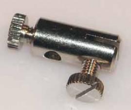 Batterieklemme  7 x 14 mm