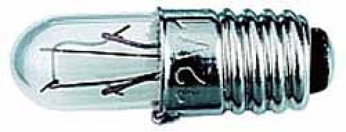 Signallampe 6V, 60mA, Sockel E5.5
