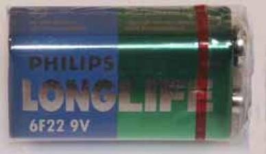 Batterien 9V, E-Block