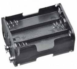 Batteriehalter für 6 x UM-3