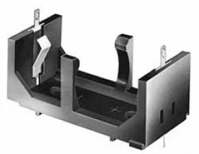 Batteriehalter für 1 x UM-2, Baby-C, 59.1 x 38.5 x 34 mm
