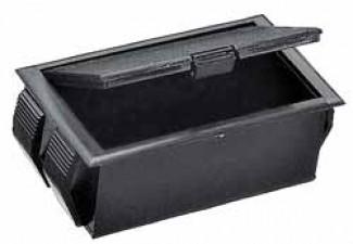 Batteriefach für 2 x 9v oder 4 x UM-3, Mignon