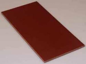 Dellitplatten, 400 x 400 mm, Dicke:1 mm