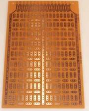 Experimentierplatten, 160 x 100 mm, EPOXYD Glashartgewebe