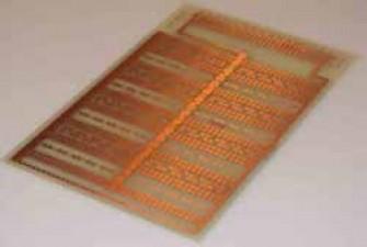 Experimentierplatten, 100 x 160 mm