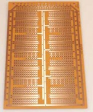 Experimentierplatten, 100 x 160 mm, Hartpapier
