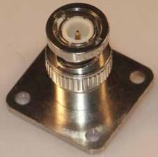 Koaxialstecker BNC, male 50Ω