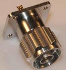 Koaxialstecker N, male 50Ω