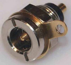 Miniatur-Chassisstecker