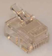 Modularstecker 4p/4c