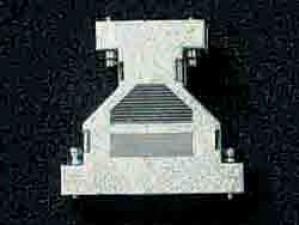 Adapter-Gehäuse 9 polig zu 25 polig