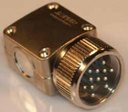 Kabelstecker 12-polig, Serie STANDARD