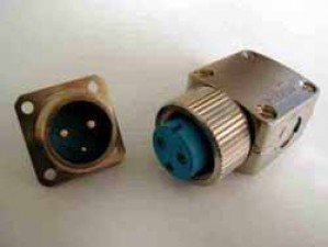 Kabelstecker 25-polig, Serie STANDARD