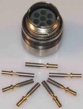 Kabelstecker 3 Polig, Serie MINIATURE
