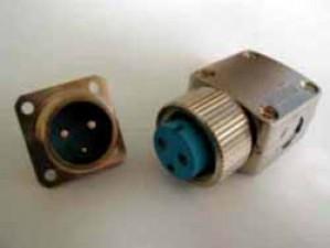 Kabelkupplung 3-polig, Serie STANDARD