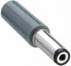 Netzgerätestecker; L:35mm; D:5.5mm; d:2.1mm, NES/J 210