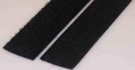 Selbstklebende Hakenband 25mm x 100mm