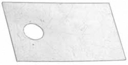 Glimmerscheiben 13.5 x 18 mm