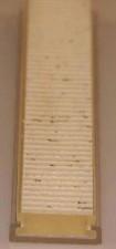 Bezeichnungsstreifen mit Kartonstreifen, Länge 1m, Breite 15 mm