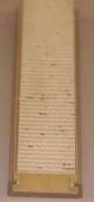 Bezeichnungsstreifen mit Kartonstreifen, Länge 1m, Breite 40 mm