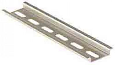 Tragschiene DIN 46277 ungelocht, 7.5x35mm, Länge 1m