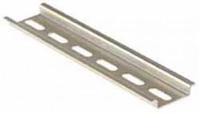 Tragschiene DIN 46277 gelocht, 15x35mm, Länge 1m