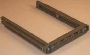Kartenführung mit Stecker 64-polig