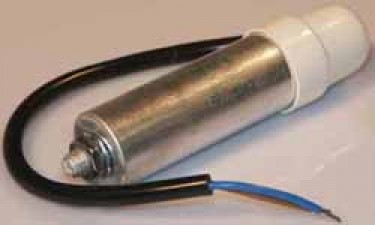 Motorkondensator MKB MP, M8, 16µF