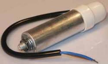 Motorkondensator MKB MP, M8, 3µF