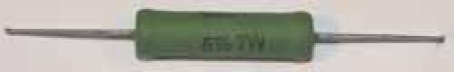Keramik-Drahtwiderstände, 7 Watt, 1500 Ohm