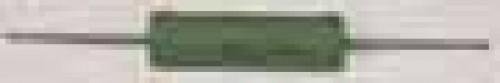 Keramik-Drahtwiderstände, 7 Watt, 1800 Ohm