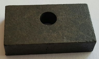 Magnete 24 x 13 x 5 mm