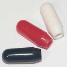 Plastikkappen Rot