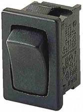 Wippschalter 6A / 250 VAC.