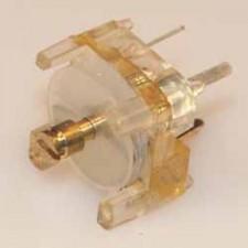 Folientrimmer für gedrückte Schaltungen, 4.0 bis 38 pF