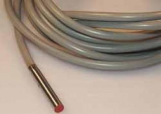 Induktiver Näherungsschalter, NPN, Kabel, ø4mm