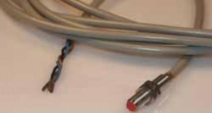 Induktiver Näherungsschalter, NPN, Kabel, M5