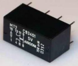 Miniaturrelais für Schwachstrom, Dual In Line, 12 V DC