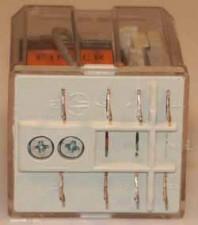 Relais 230 V AC, zum direkten Einlöten in gedrückte Schaltungen