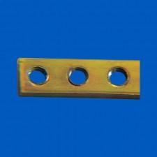 Gewindeleiste 03TE - M2.5, Länge: 15.24 mm