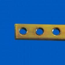 Gewindeleiste 23TE - M2.5, Länge: 111.7 mm